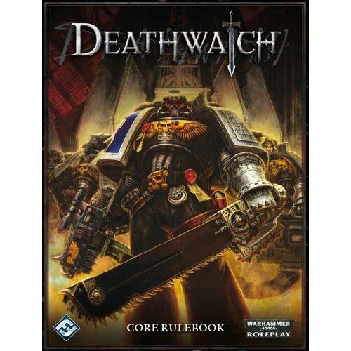 Ross Watson - Warhammer 40k RPG: Deathwatch Core Rulebook (Warhammer RPG) - Preis vom 28.03.2020 05:56:53 h