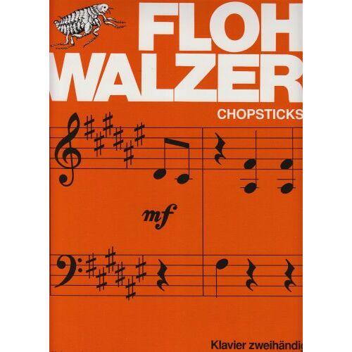 - Flohwalzer. Klavier - Preis vom 20.10.2020 04:55:35 h