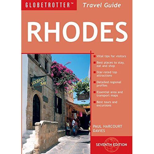 Davies, Paul Harcourt - Globetrotter Travel Pack Rhodes (Globetrotter Travel Packs) - Preis vom 26.02.2021 06:01:53 h
