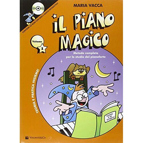 - Il piano magico. Con CD Audio - Preis vom 19.10.2020 04:51:53 h