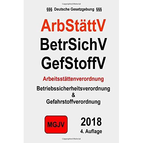 groelsv Verlag - ArbStättV: Arbeitsstättenverordnung - Preis vom 16.01.2021 06:04:45 h