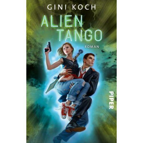Gini Koch - Alien Tango: Roman (Aliens 2) - Preis vom 16.10.2019 05:03:37 h