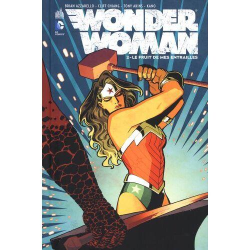 Brian Azzarello - Wonder Woman, Tome 2 - Preis vom 15.01.2021 06:07:28 h