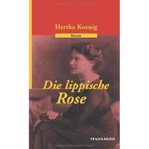 Hertha Koenig - Die lippische Rose - Preis vom 04.09.2020 04:54:27 h