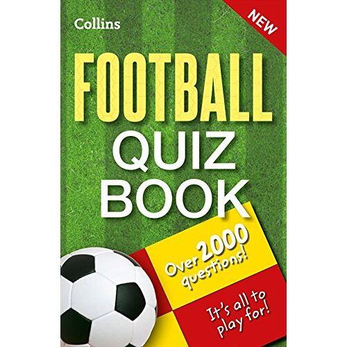 Collins - Collins Football Quiz Book - Preis vom 28.02.2021 06:03:40 h