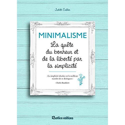 Judith Crillen - Minimalisme - Preis vom 20.10.2020 04:55:35 h
