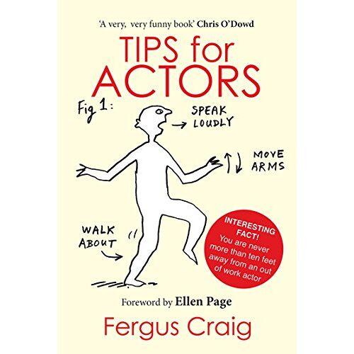 Fergus Craig - Tips For Actors - Preis vom 23.02.2021 06:05:19 h