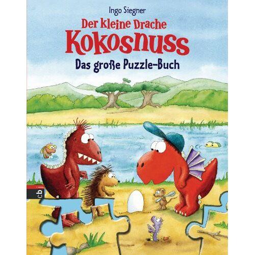 Ingo Siegner - Der kleine Drache Kokosnuss - Das große Puzzle-Buch: Mit 6 Puzzleseiten - Preis vom 16.01.2021 06:04:45 h