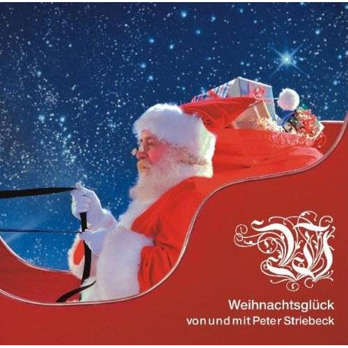Peter Striebeck - Weihnachtsglück, 1 Audio-CD - Preis vom 07.05.2021 04:52:30 h