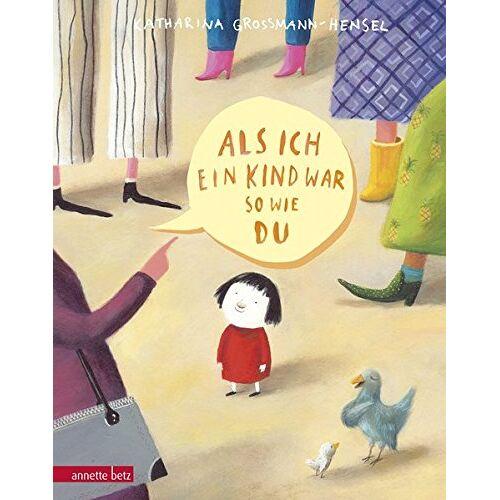 Katharina Grossmann-Hensel - Als ich ein Kind war so wie du - Preis vom 06.03.2021 05:55:44 h