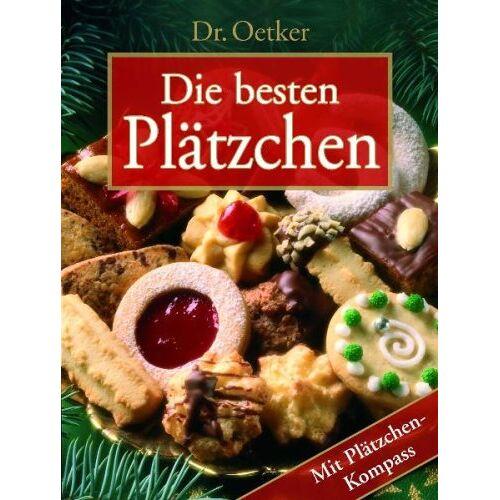 Dr. Oetker - Die besten Plätzchen: mit Plätzchenkompass - Preis vom 24.02.2021 06:00:20 h