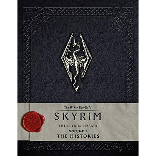 Bethesda Softworks - 1: The Elder Scrolls V: Skyrim - The Skyrim Library, Vol. I: The Histories - Preis vom 20.10.2020 04:55:35 h