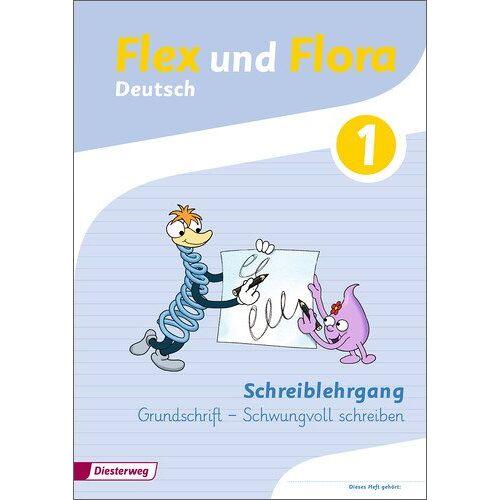 - Flex und Flora: Schreiblehrgang GS - Preis vom 15.04.2021 04:51:42 h