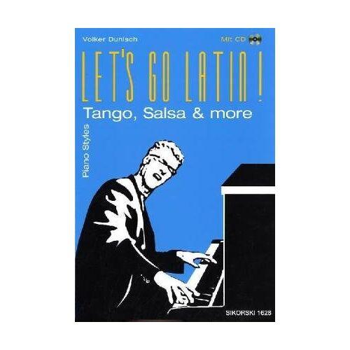 Volker Dunisch - Let's Go Latin: Tango, Salsa & More, Piano Styles - Preis vom 21.10.2020 04:49:09 h