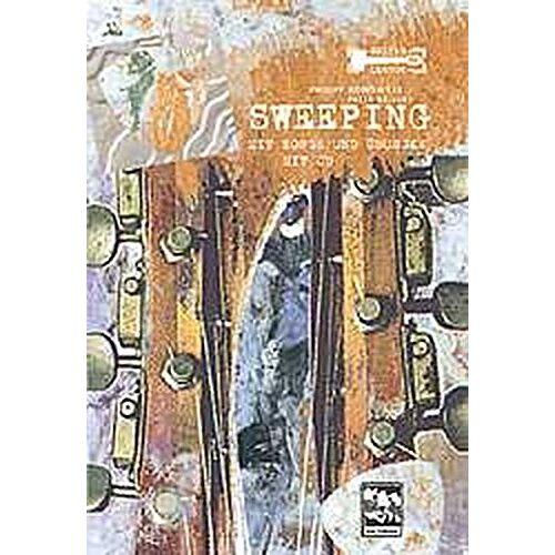 Peter Kellert - Sweeping. Guitar Lessons mit CD: Dreiklaenge. Vierklaenge. Sweep-Picking. Chord-Sweeping. Scale-Sweeping - Preis vom 21.01.2021 06:07:38 h