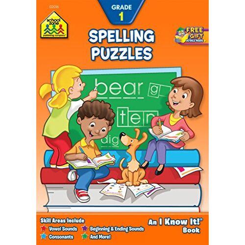 - Spelling Puzzles/Grade One - Preis vom 25.02.2021 06:08:03 h