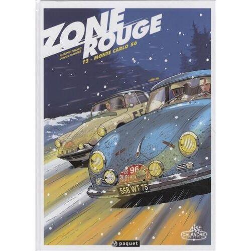 - Zone rouge, Tome 2 : Monte Carlo 56 - Preis vom 08.04.2021 04:50:19 h