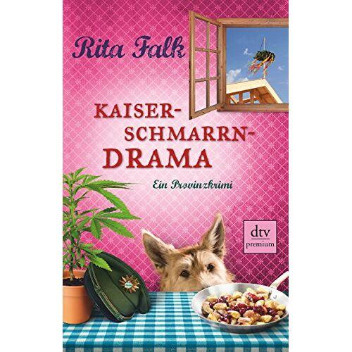 Rita Falk - Kaiserschmarrndrama: Ein Provinzkrimi (Franz Eberhofer) - Preis vom 21.10.2020 04:49:09 h