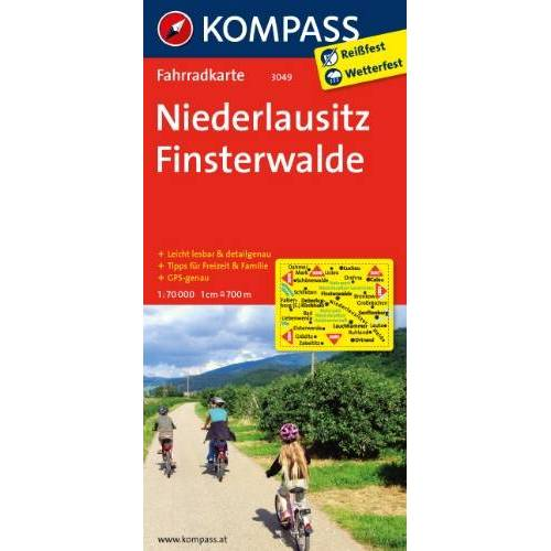 - Niederlausitz - Finsterwalde: Fahrradkarte. GPS-genau. 1:70000 - Preis vom 17.01.2021 06:05:38 h