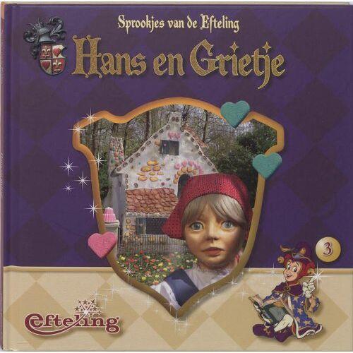 R. Poper - Sprookjes van de Efteling / 3 Hans en Grietje / druk 1 - Preis vom 25.10.2020 05:48:23 h