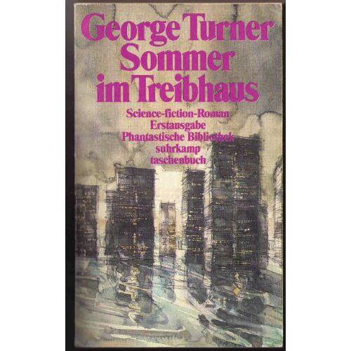 George Turner - Sommer im Treibhaus - Preis vom 20.10.2020 04:55:35 h