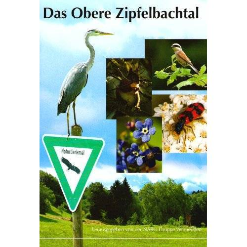 NABU Winnenden (Hrsg.) - Das Obere Zipfelbachtal - Preis vom 26.02.2021 06:01:53 h