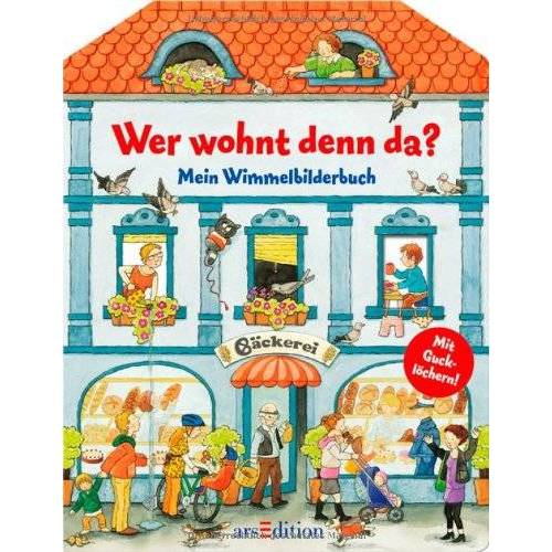 - Wer wohnt denn da?: Mein Wimmelbilderbuch - Preis vom 21.10.2020 04:49:09 h