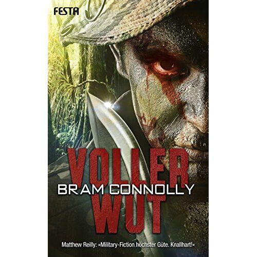 Bram Connolly - Voller Wut: Thriller - Preis vom 26.02.2021 06:01:53 h