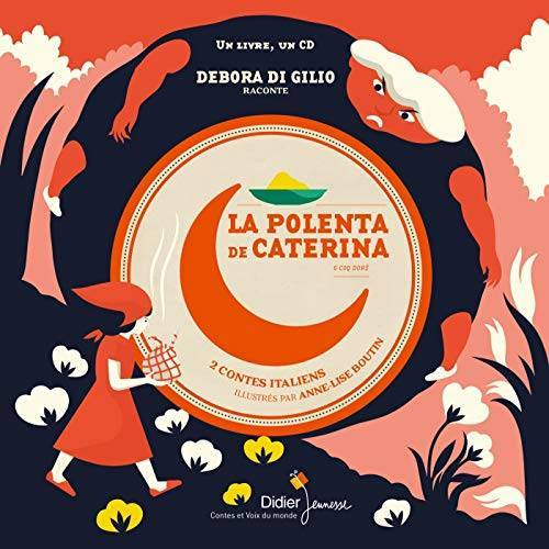 - La Polenta de Caterina & Coq doré (Contes et voix du monde) - Preis vom 13.05.2021 04:51:36 h