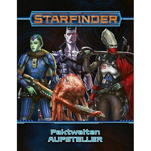 Jason Bulmahn - Starfinder Aufsteller - Paktwelten (Starfinder / Zubehör) - Preis vom 28.09.2020 04:48:40 h