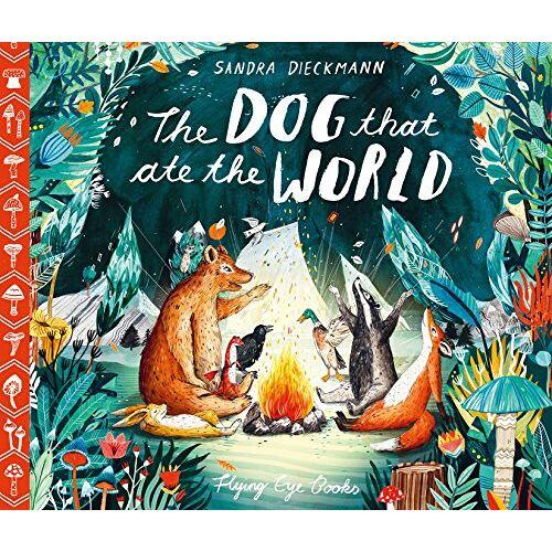 Sandra Dieckmann - The Dog that Ate The World - Preis vom 11.05.2021 04:49:30 h