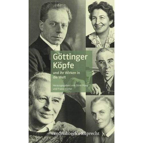 Stine Marg - Göttinger Köpfe: und ihr Wirken in die Welt - Preis vom 24.02.2021 06:00:20 h