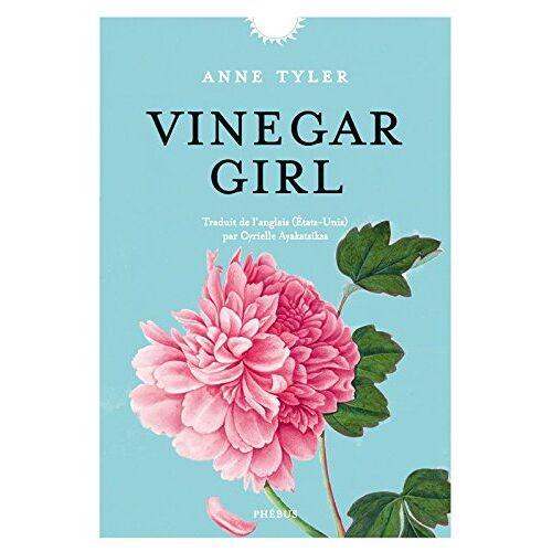 Anne Tyler - Vinegar Girl - Preis vom 06.03.2021 05:55:44 h