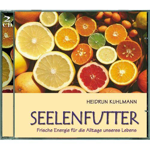 Heidrun Kuhlmann - Seelenfutter, 2 Audio-CDs - Preis vom 09.05.2021 04:52:39 h