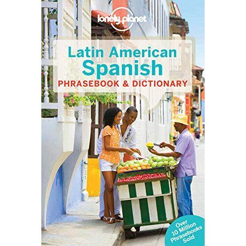 Aa.Vv. - Latin American Spanish Phrasebook & Dictionary (Phrasebooks) - Preis vom 22.01.2020 06:01:29 h