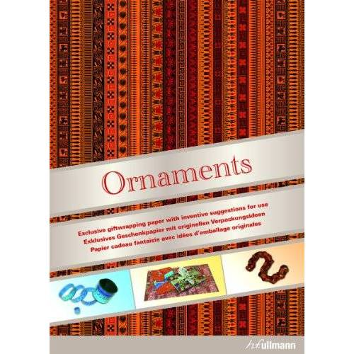 - Ornaments: Exklusives Geschenkpapier mit originellen Verpackungsideen - Preis vom 28.02.2021 06:03:40 h