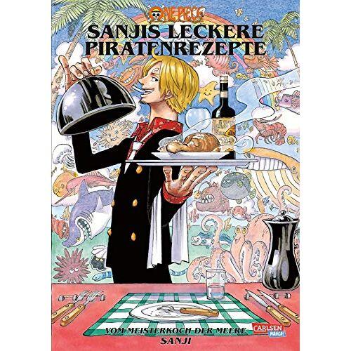 Eiichiro Oda - One Piece – Sanjis leckere Piratenrezepte - Preis vom 21.10.2020 04:49:09 h