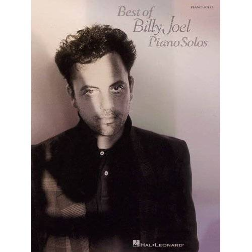 Various - Best Of Billy Joel Piano Solos Piano Solo Pf Book - Preis vom 05.09.2020 04:49:05 h
