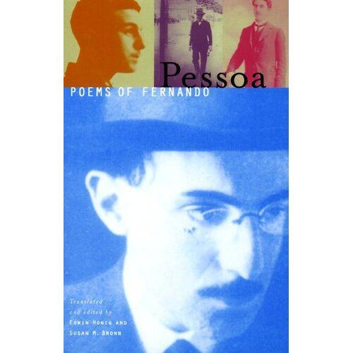Fernando Pessoa - Poems of Fernando Pessoa - Preis vom 21.10.2020 04:49:09 h