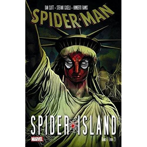 Dan Slott - Spider-Man: Spider-Island: Bd. 1 (von 2) - Preis vom 25.11.2020 06:05:43 h