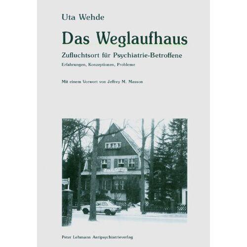 Uta Wehde - Das Weglaufhaus - Preis vom 20.01.2021 06:06:08 h