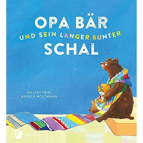 Gillan Heal - Opa Bär und sein langer bunter Schal - Preis vom 06.09.2020 04:54:28 h