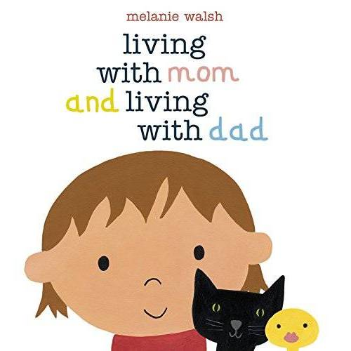 Melanie Walsh - Living with Mom and Living with Dad - Preis vom 14.04.2021 04:53:30 h