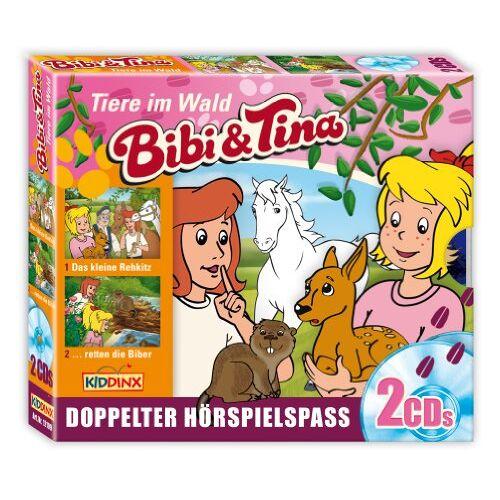 Bibi und Tina - Bibi und Tina. Tiere im Wald - Preis vom 03.09.2020 04:54:11 h