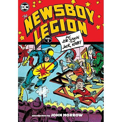 Joe Simon - The Newsboy Legion by Joe Simon & Jack Kirby Vol. 2 - Preis vom 30.05.2020 05:03:23 h