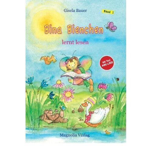 Gisela Bauer - Bina Bienchen lernt lesen: Eine Geschichte zum Vorlesen und Selberlesen - Preis vom 20.10.2020 04:55:35 h