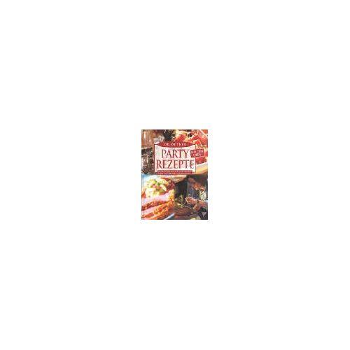Oetker - Partyrezepte aus dem Ofen - Preis vom 04.09.2020 04:54:27 h