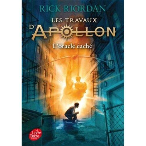 - Les travaux d'Apollon, Tome 1 : L'Oracle caché : L'Oracle caché - Preis vom 03.05.2021 04:57:00 h