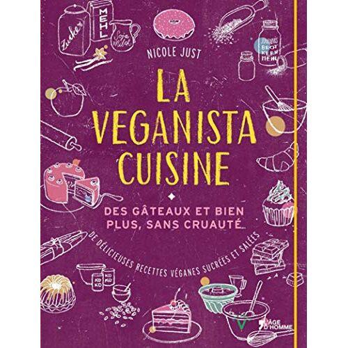 Nicole Just - La véganista cuisine - Preis vom 20.10.2020 04:55:35 h