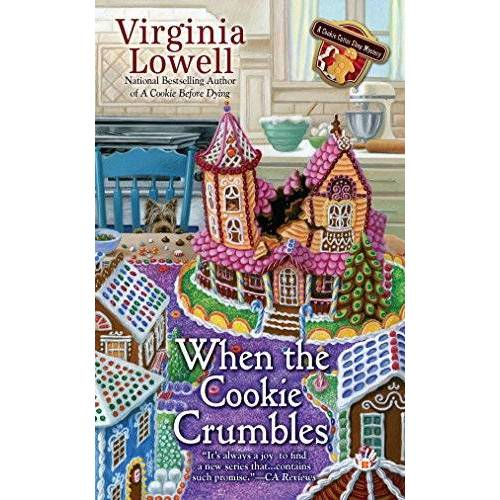 Virginia Lowell - When the Cookie Crumbles (A Cookie Cutter Shop Mystery, Band 3) - Preis vom 21.10.2020 04:49:09 h